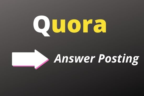 I will Provide 12 Quora Answer with SEO Clickable backlinks