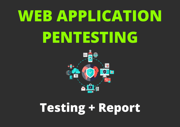 Penetration test your website and get professional report