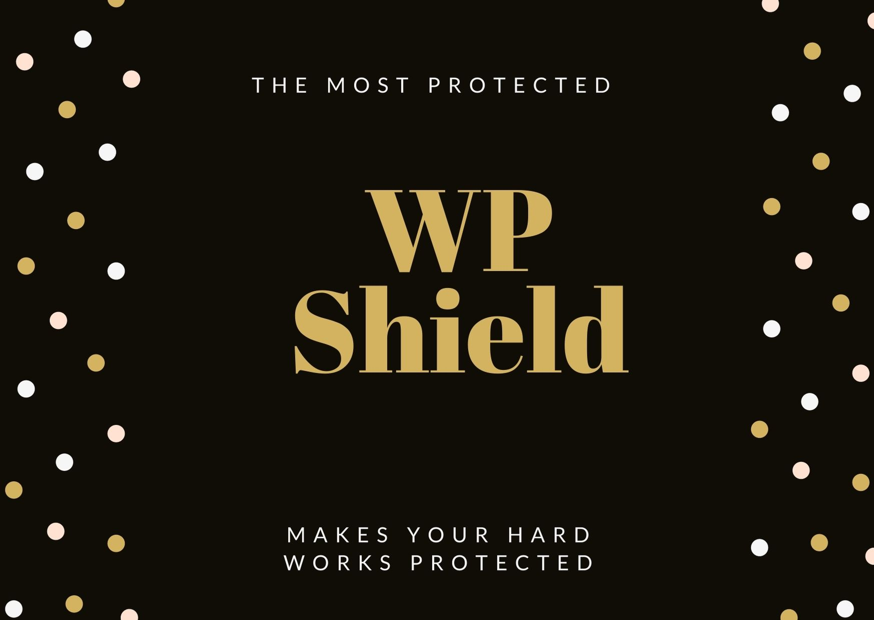 This will protect your software or ebooks on your WordPress from stealers