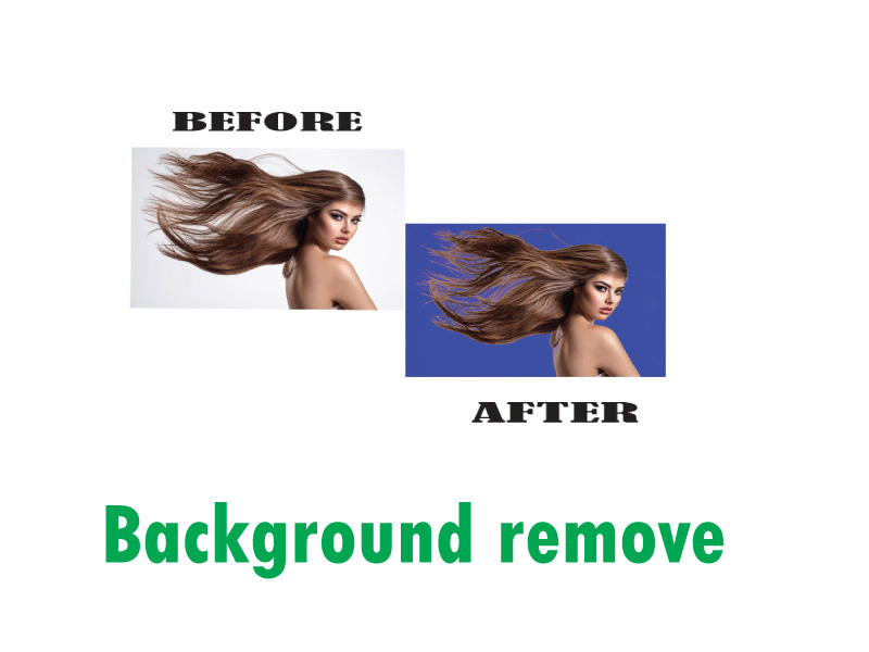 I will do photo background remove within 2 hour