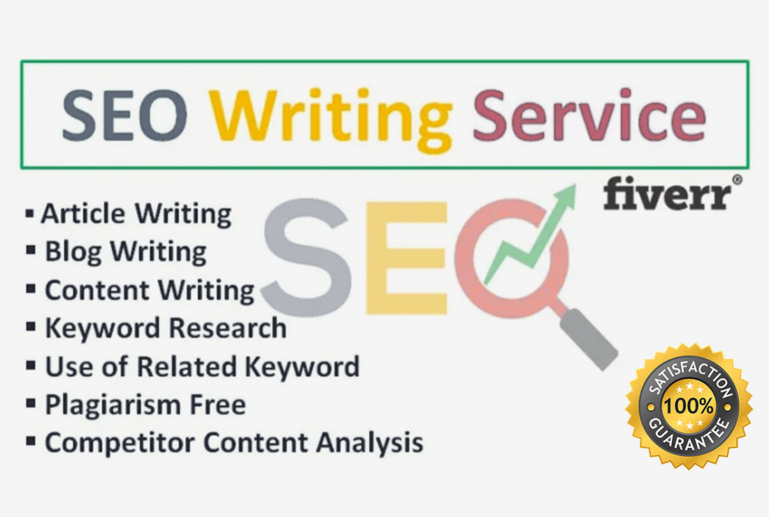 I will provide professional SEO website content,  blog and article writing service
