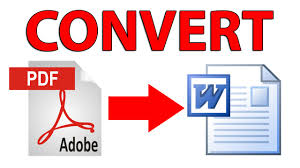 converting and editing pdf and Microsoft office