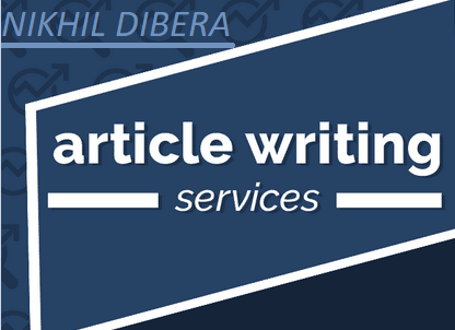 I will write an seo optimized blog post or article for you