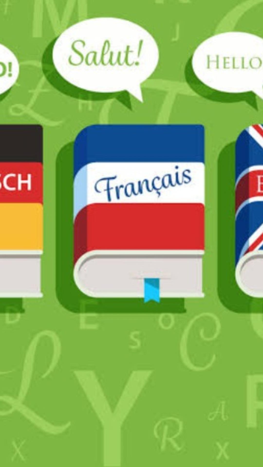 Professional translator of German/French/English