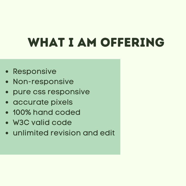 I will convert your PSD into HTML
