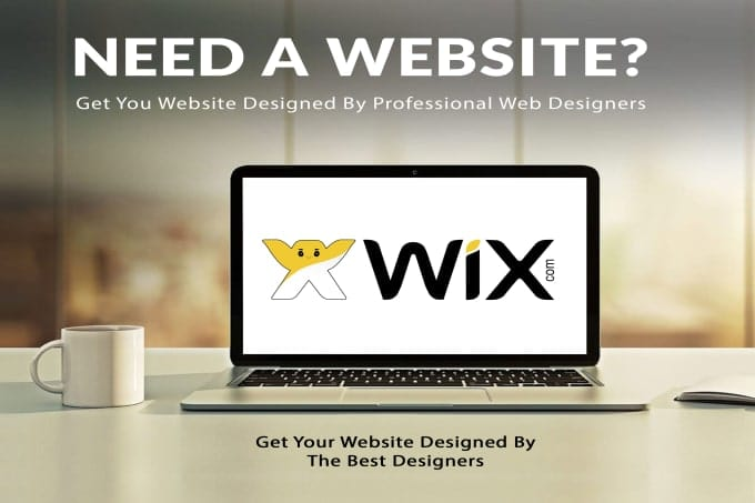 I will create a Professional Wix website