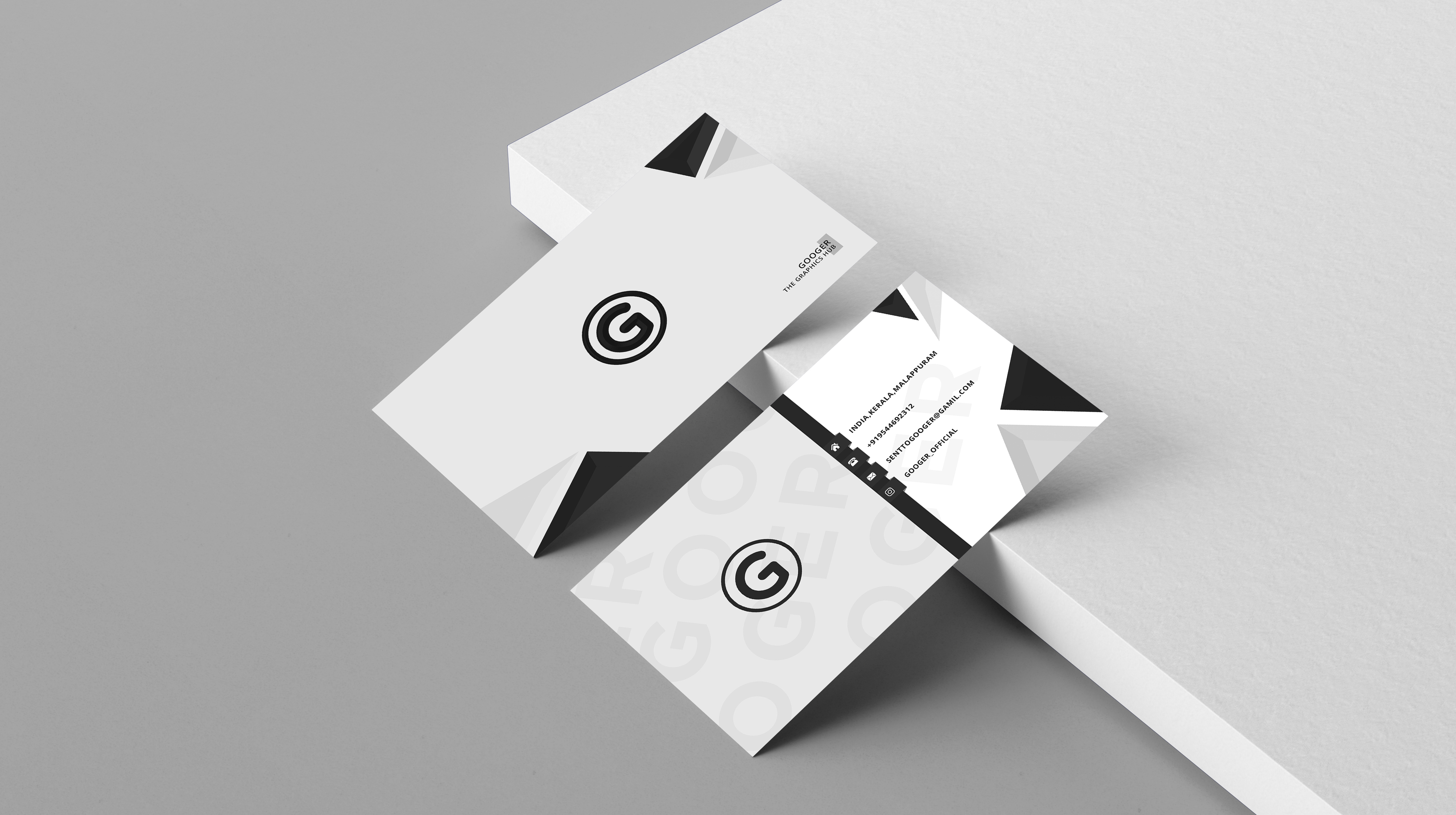 I will Provide Eye Catching and Professional Business cards