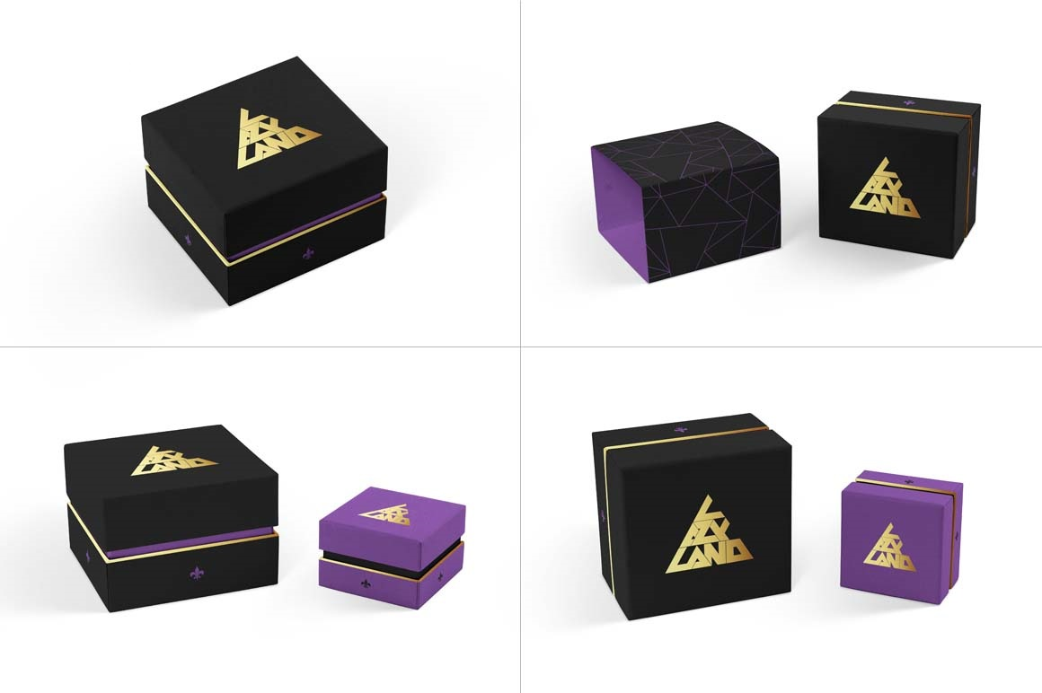I will do professional Packaging Design for your brand