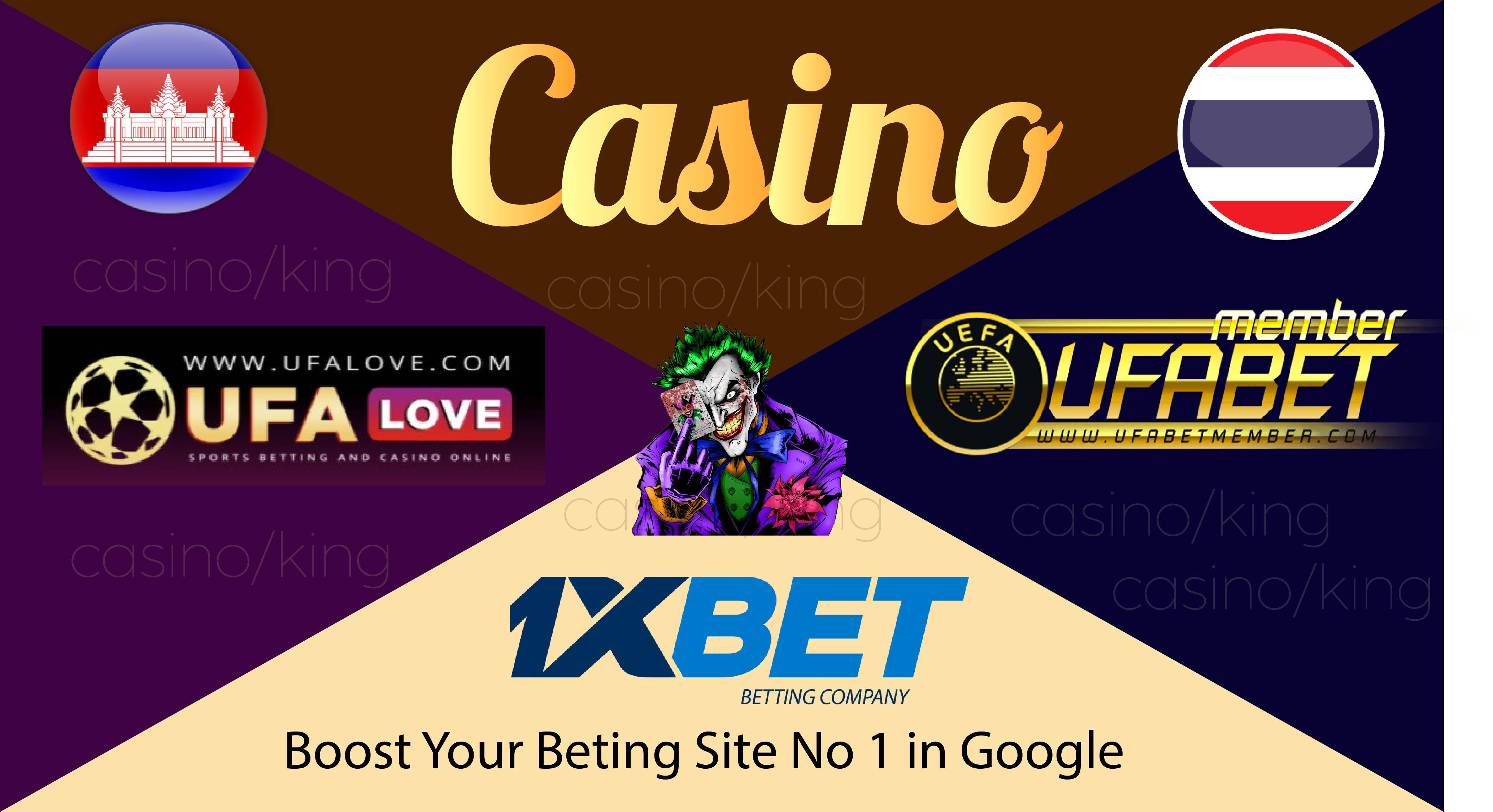 Skyrocket Backlinks from UFABET Related Esports/Poker/Casino/Gambling/slotxo/Betting Guarantee