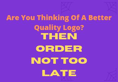 Professional logo design & image edited