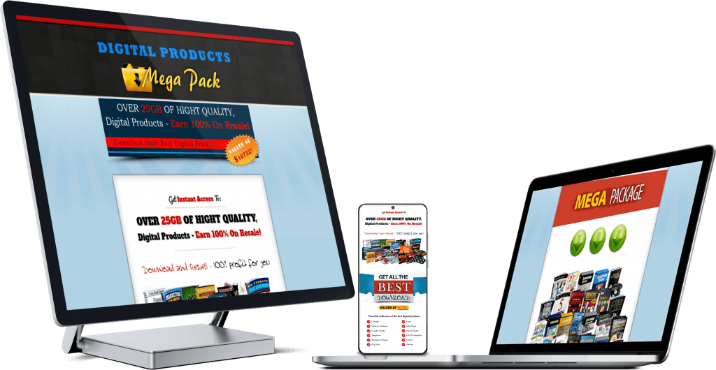 BUSINESS FOR SALE, Complete Website With 525 Products For Sale + 12 GigaBytes of Digital Products