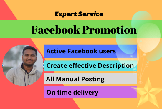I will promote your business by social media to targeted users