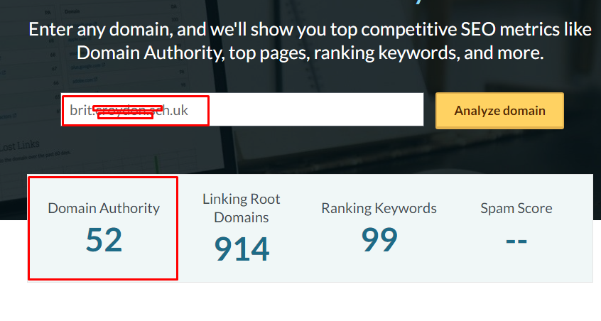 I will increase MOZ da increase domain authority 50 plus