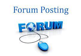 1000 Forum profiles posting backlinks High PR Backlinks and rank higher on Google