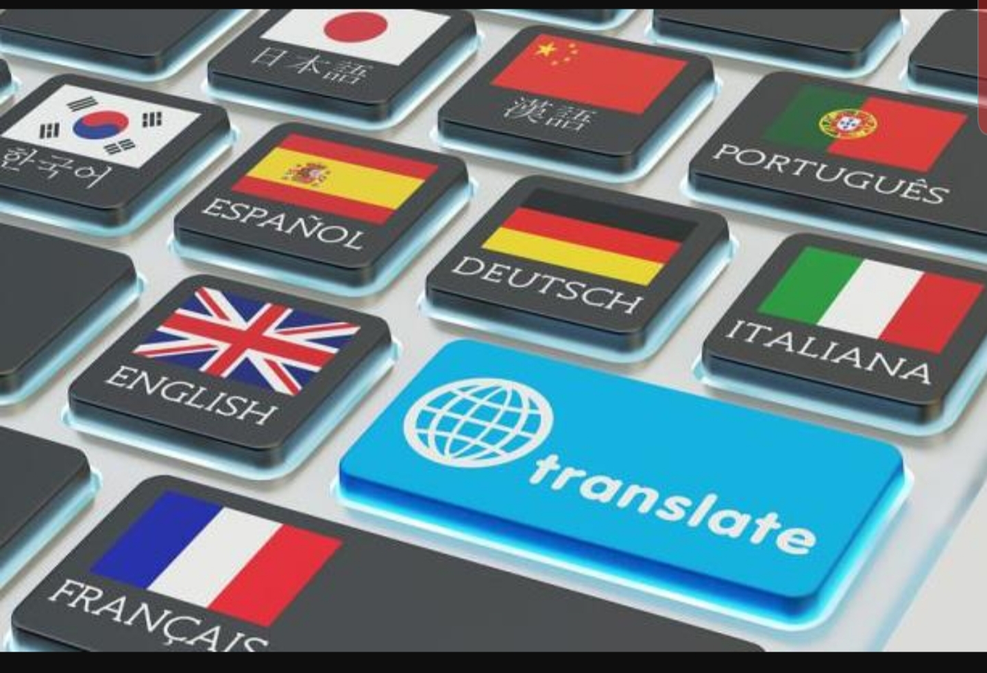 Translate your documents into french, german, spanish and italian