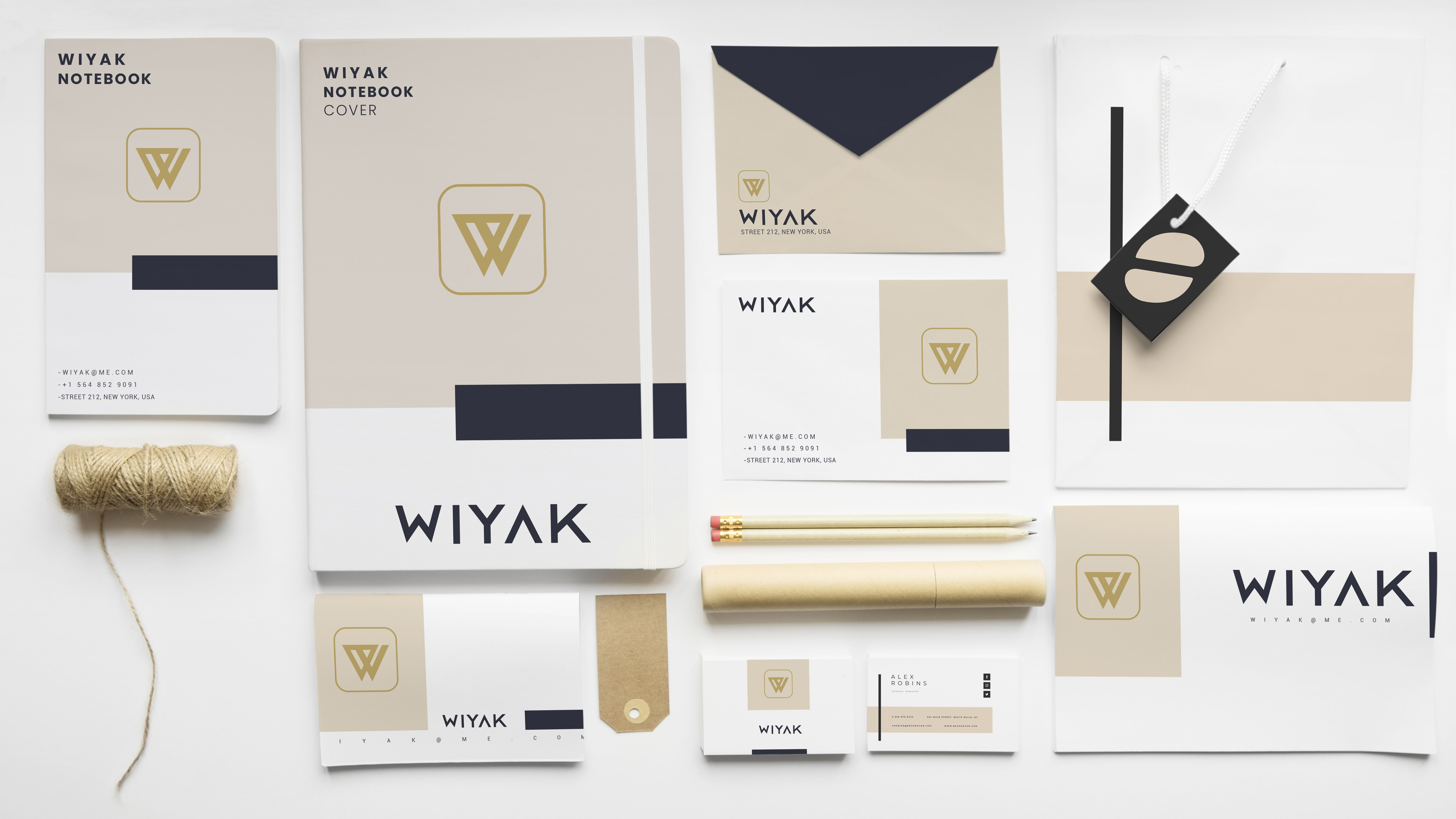modern minimalist logo brand identity and logo guideline for existing or startup company
