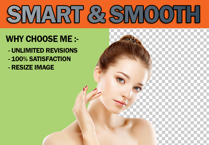 I will remove 25 images background perfect and smoothly