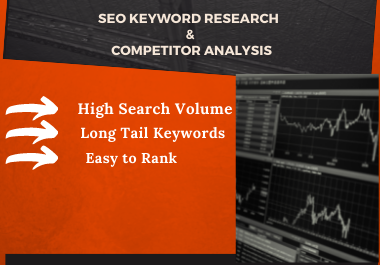 I will do best SEO Keyword Research & Competitor Analysis