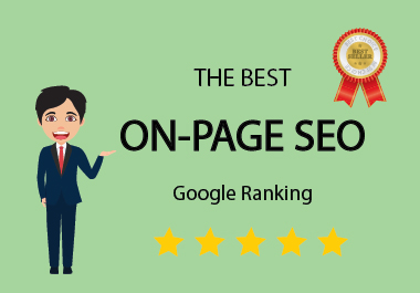 Complete WordPress on-page SEO to rank website on the first page