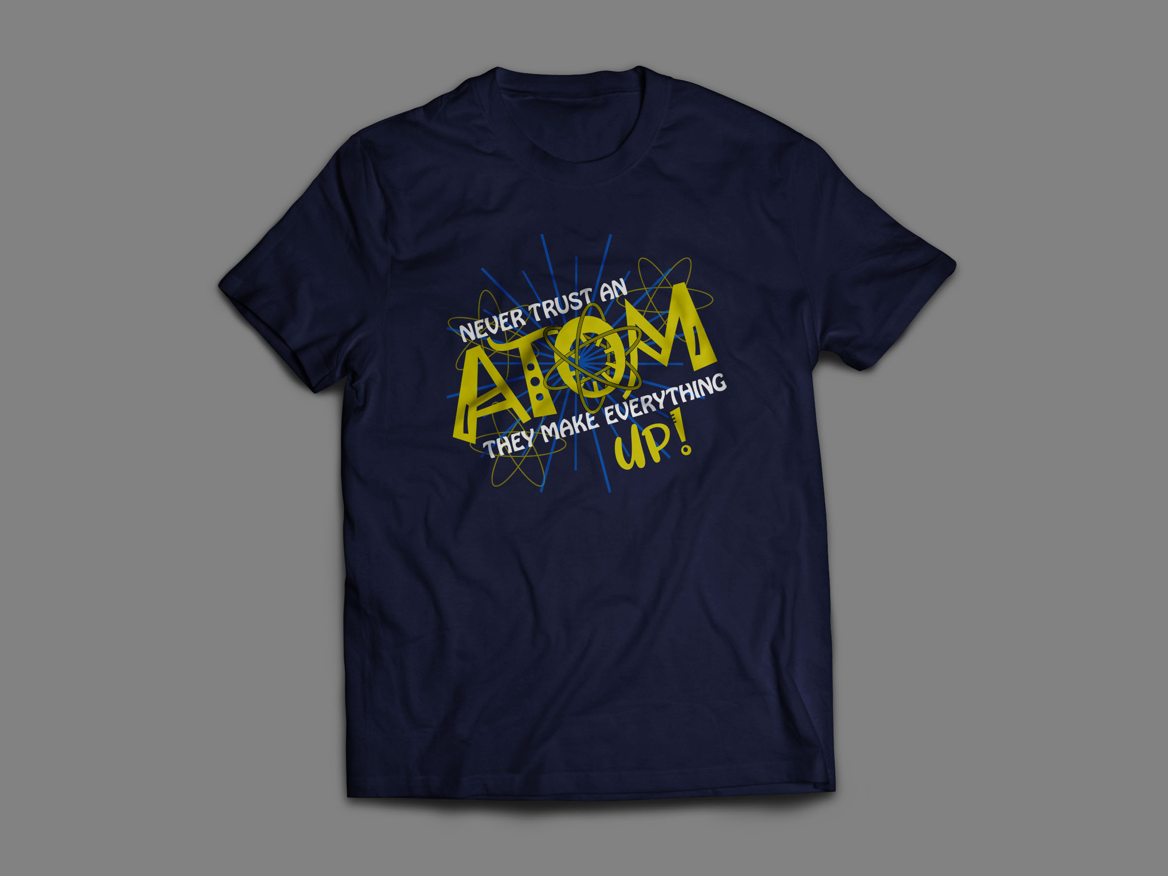 I am expert in making professional typography t-shirt design