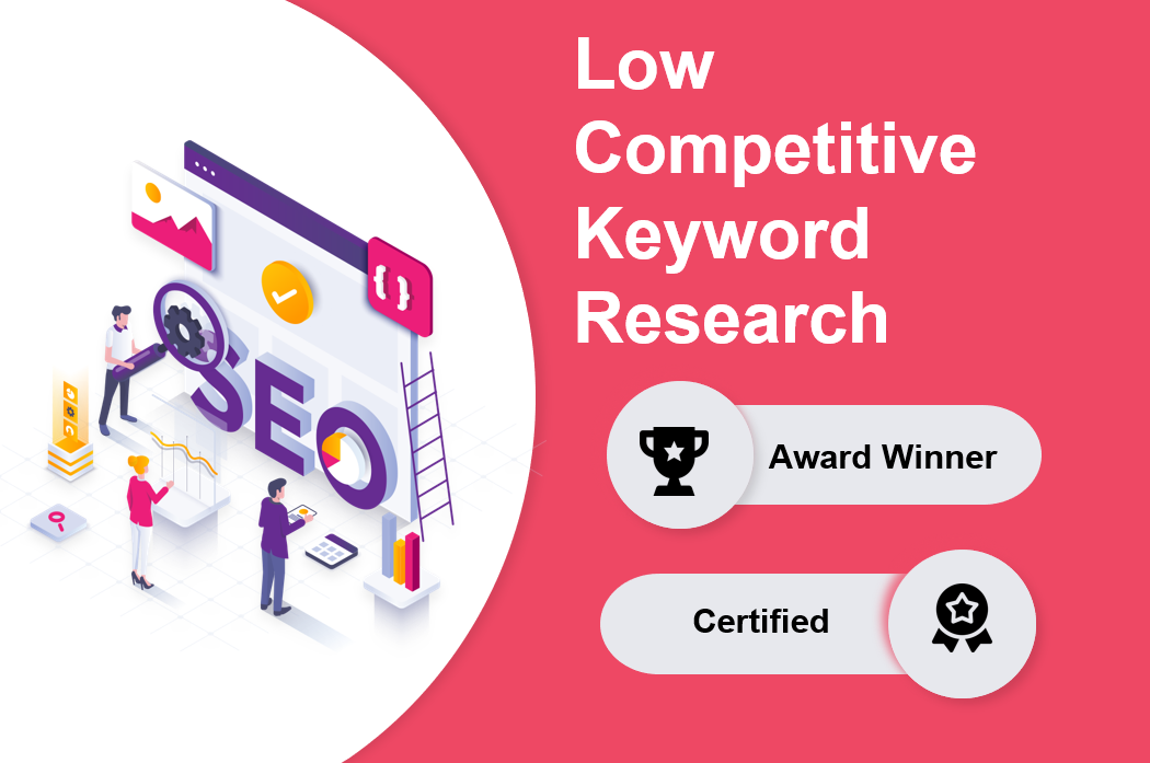 Profitable low competitive keyword Research