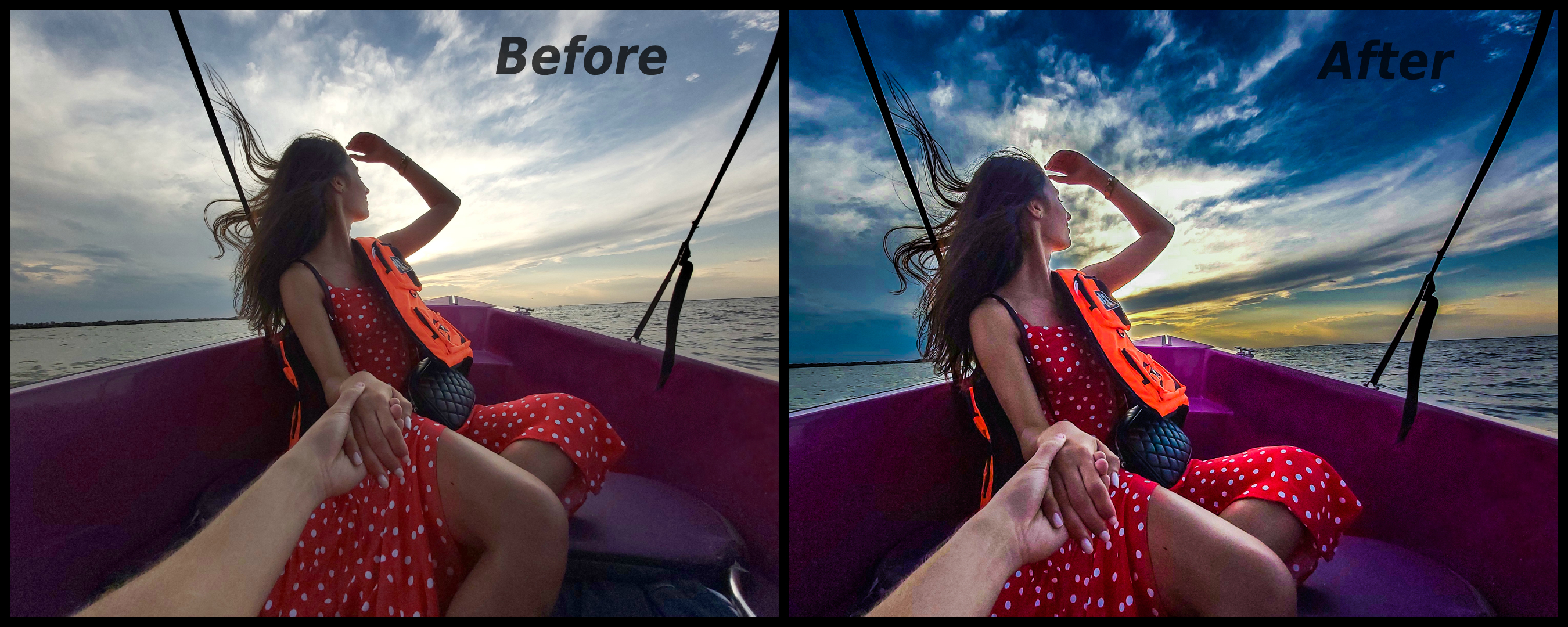 I will batch edit your photos using lightroom