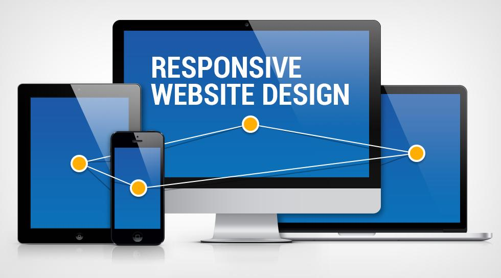 I will make professional responsive website for you