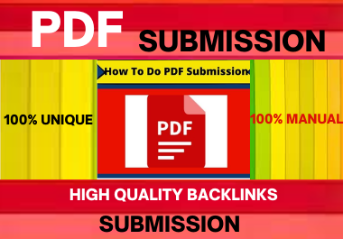 20 Pdf Submission low spam score High DA Site Permanent Post Sharing Site Baclkinks