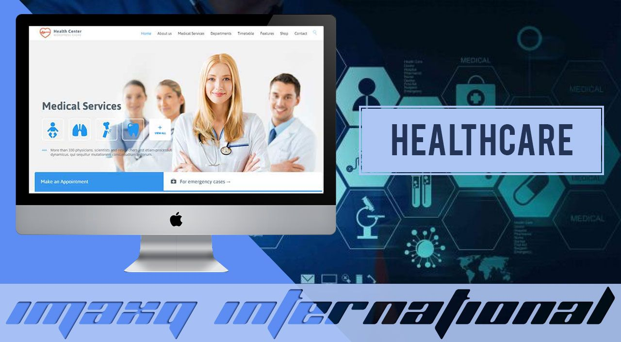 I will create a professional fitness,  medical and health website