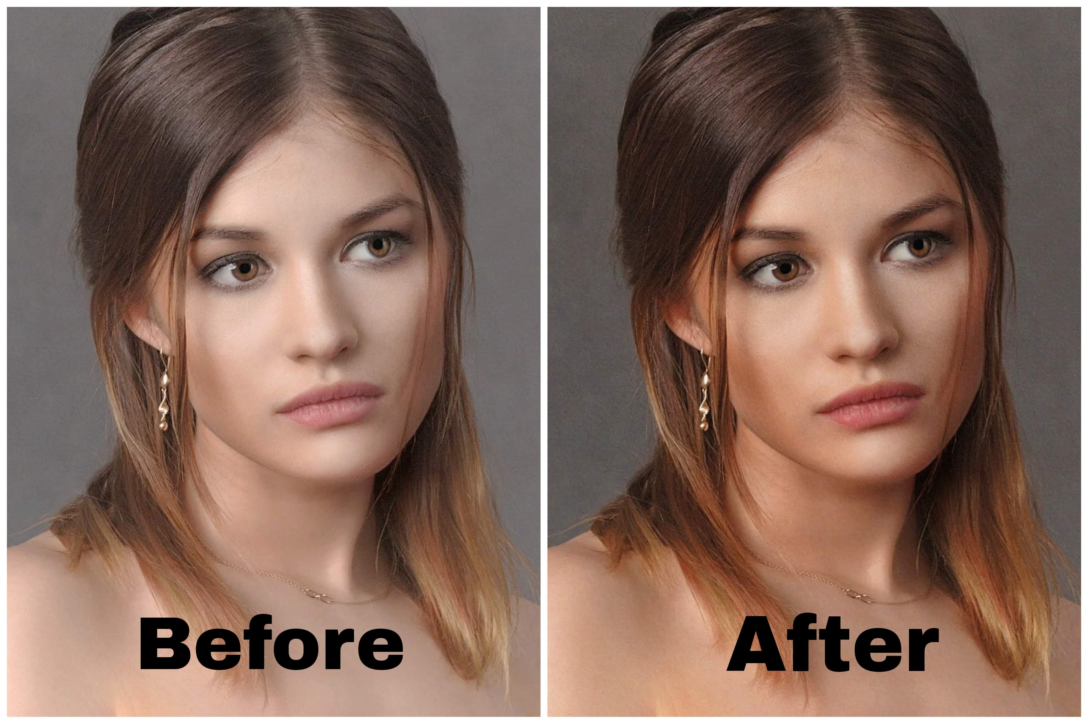 I will do photo retouching, adding filter and some simple photoshop