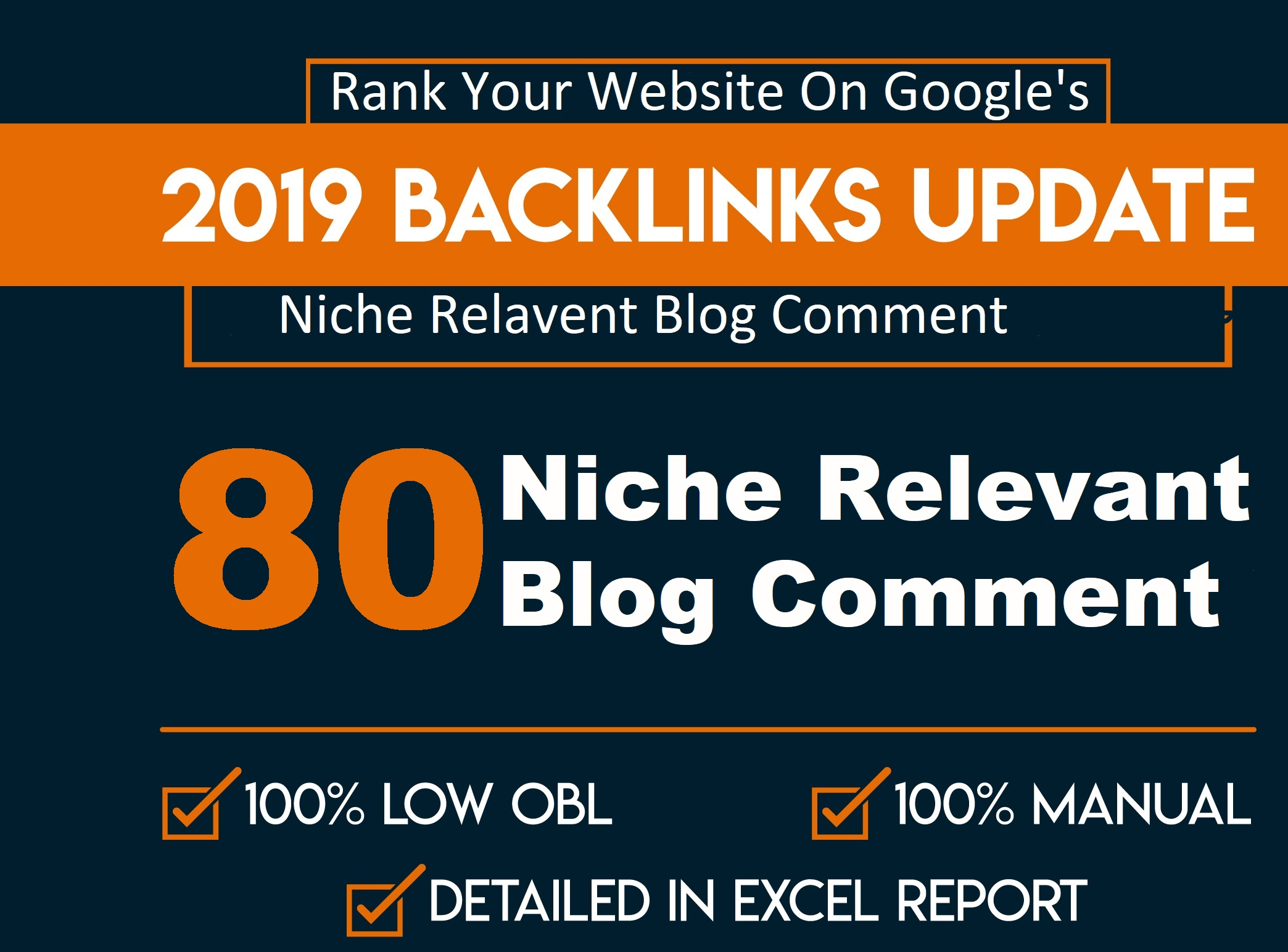 100 Percent Manual Backlinks Niche Relevant Blog Comments with Low OBL