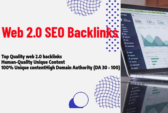 Web 2.0 blogs Premium Human-Quality Content