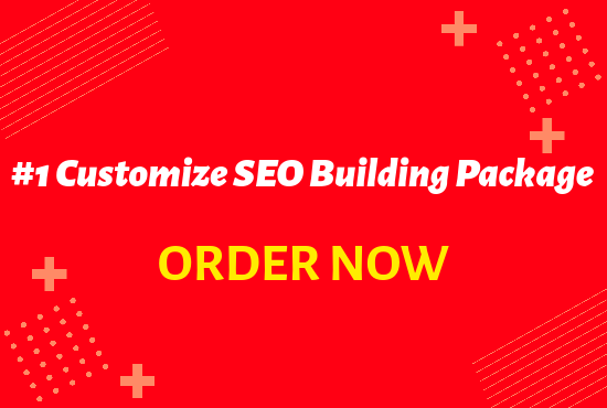 ADVANCED N1 Customized SEO Building Package