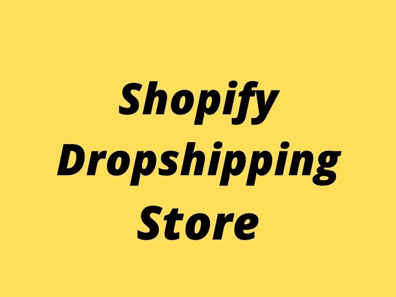 I will create converting shopify dropshipping store,shopify website