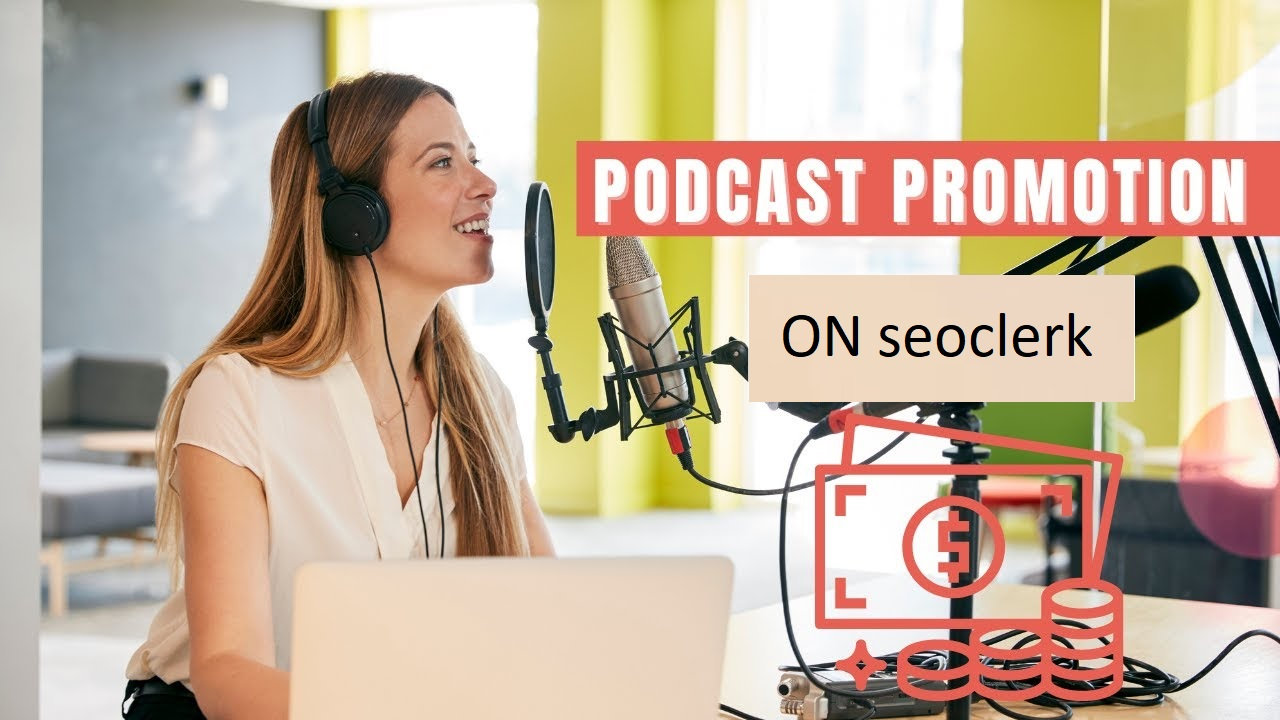 Podcast promotion to increase popularity with huge downloads and rati-ngs
