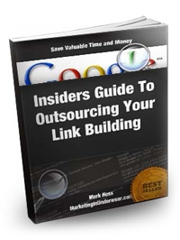 You Want To outsourcing Your link building