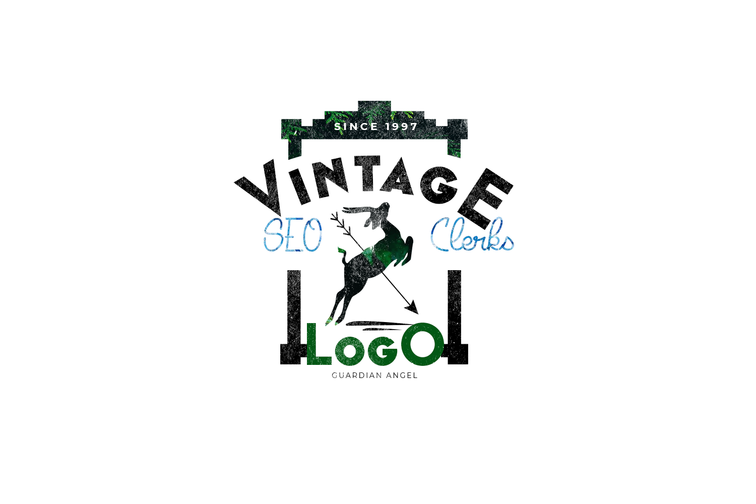 I will create an amazing Vintage Retro Logo For you