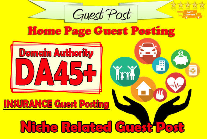 do guest post on da45 hq insurance blog