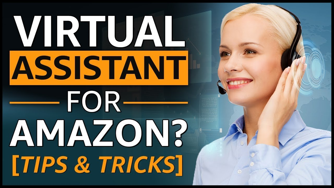 I will be your amazon fba virtual assistant