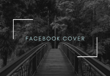 I will design attractive Facebook cover