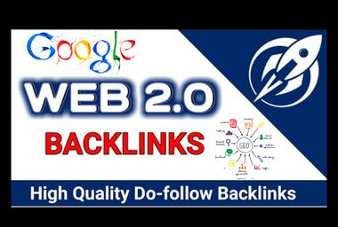 I will build 30 Web 2.0 blogpost backlink for SEO & get good Alexa ranking