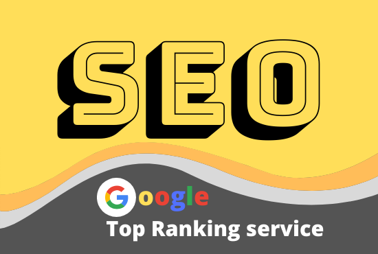 Provide the best SEO service for Google Ranking Improve