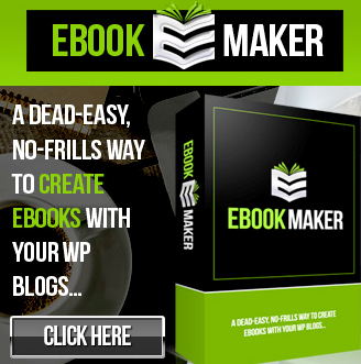EBook Maker to create Ebooks With Your WP Blogs