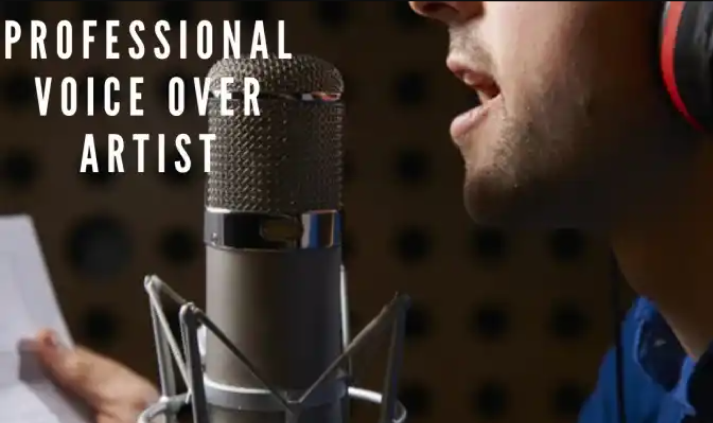 Records professional Deep American male voiceover with or without grits