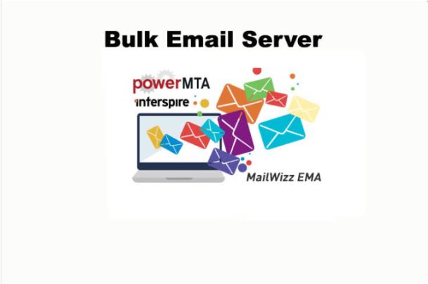 PowerMTA bulk email SMTP server 1 month