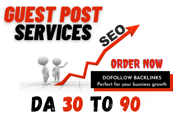 I will Publish your guest post at high authority site with do-follow backlink