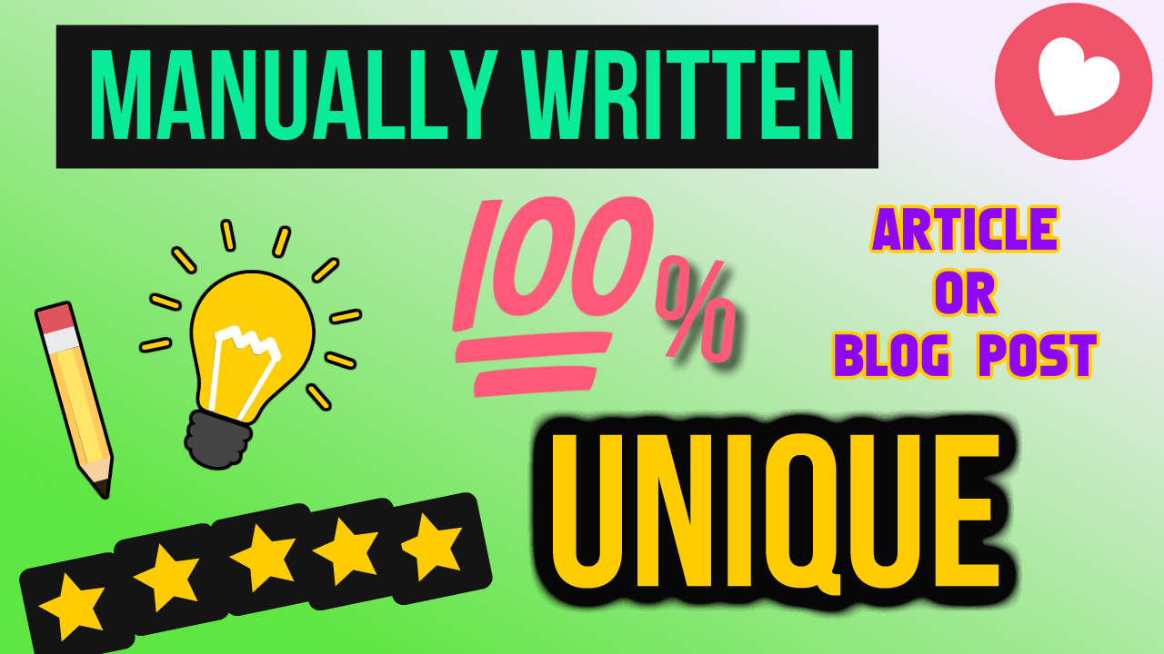 1000 word SEO article writing or blog post writer