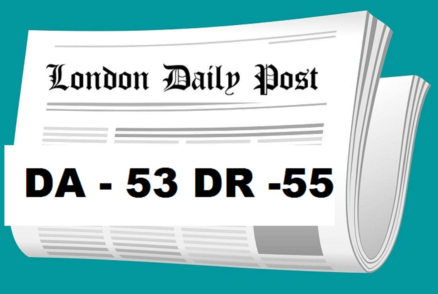 publish a guest post on london daily post DA 53 DR 55