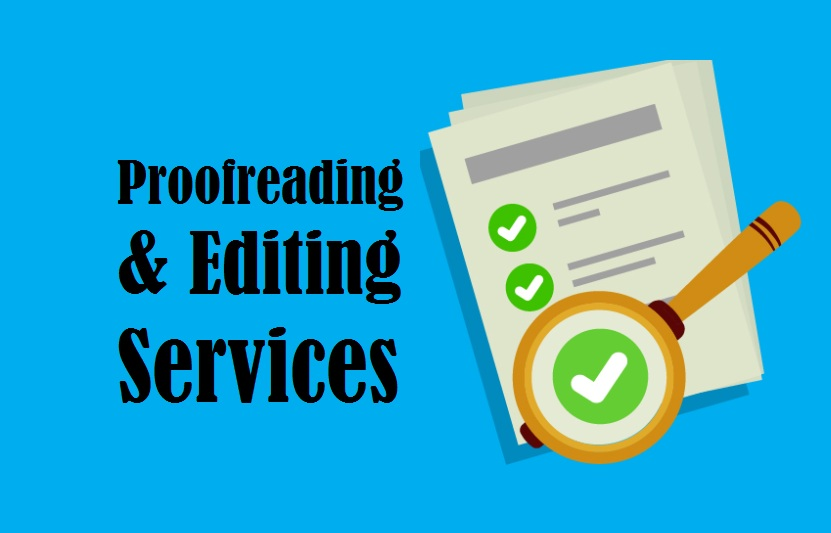 Proof Reading and editing with unlimited revisions