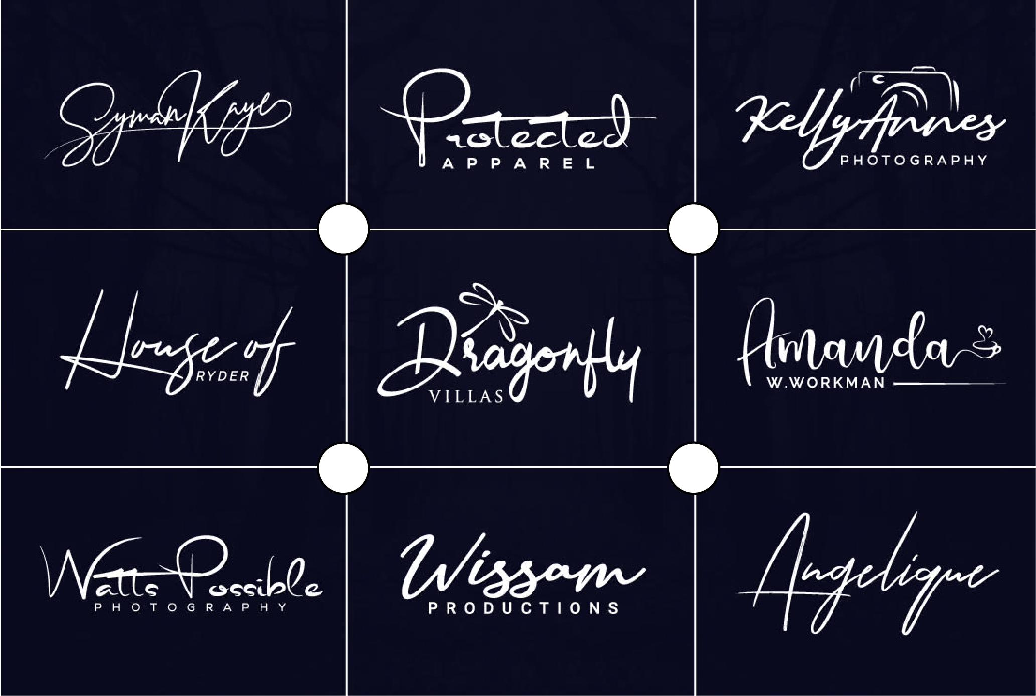 I will design a luxury hand lettering signature logo in 24 Hrs